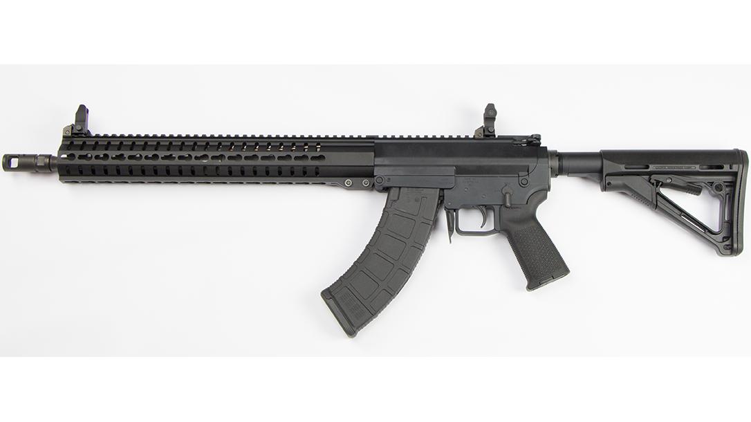 cmmg, cmmg mk47, cmmg mk47 mutant, mk47 mutant, cmmg mk47 mutant rifle left profile