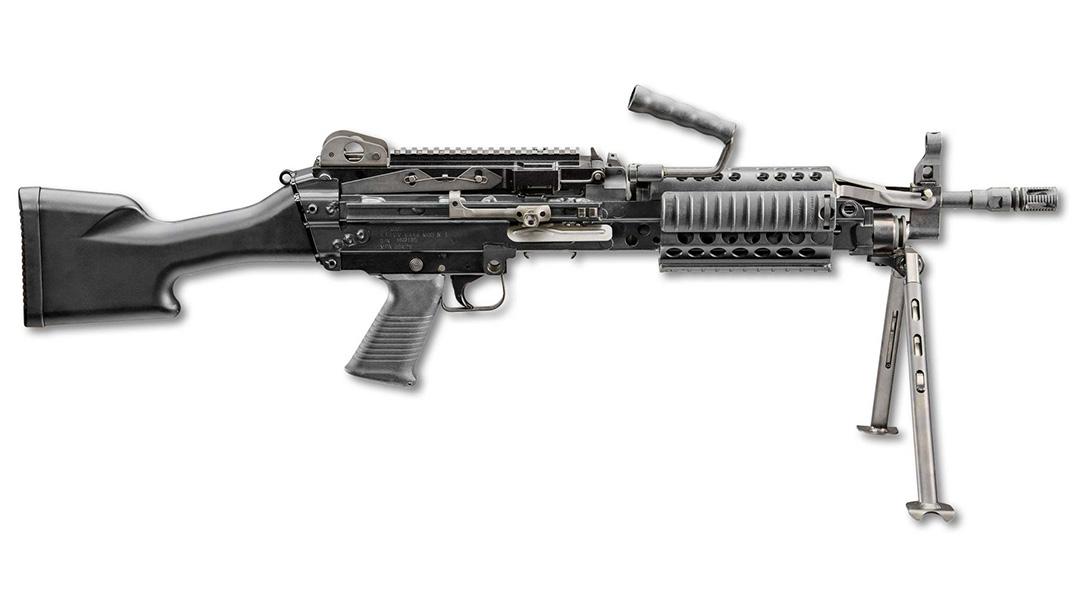 FN, FN MK 46, FN MK 46 LIGHT MACHINE GUN