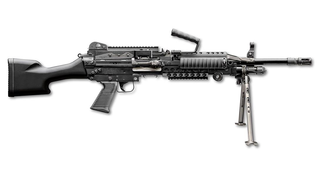 FN, FN MK 48, FN MK 48 LIGHT MACHINE GUN