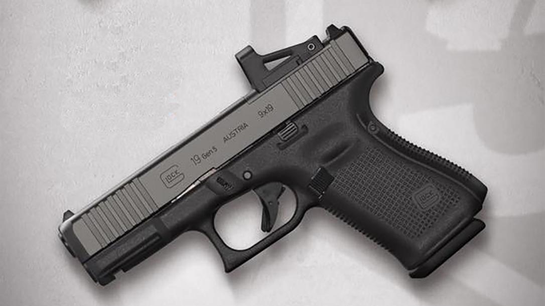 U.S. Secret Service Adopts Glock 19 Gen 5