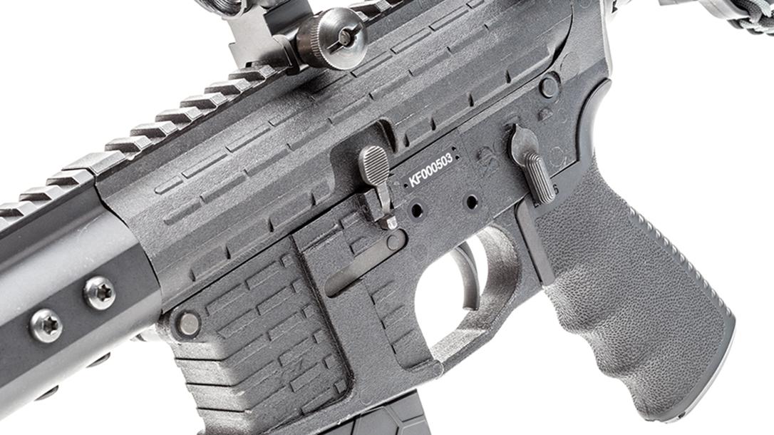 kaiser rifle, kaiser monarch, kaiser x-7 monarch, kaiser x-7 monarch rifle, kaiser x-7 monarch rifle receiver