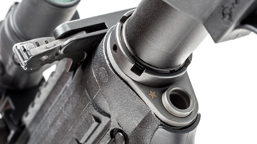 kaiser rifle, kaiser monarch, kaiser x-7 monarch, kaiser x-7 monarch rifle, kaiser x-7 monarch rifle sling socket