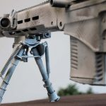 Kalashnikov SVCh-308, SVCh-308 rifle, SVCh-308 rifle tripod