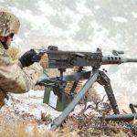 m2a1, m2a1 machine gun, m2a1 machine guns, brazil army m2a1, m2a1 machine gun mountain