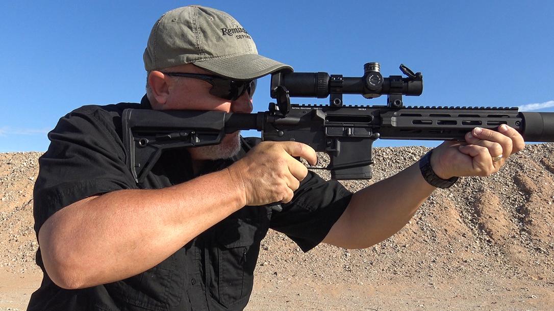 tactical solutions, tactical solutions TSAR-300 rifle, TSAR-300, TSAR-300 rifle, tactical solutions TSAR-300 rifle shooting