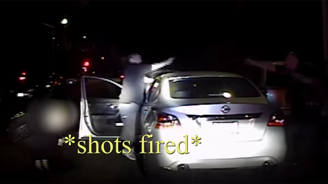 LAPD Shootout, Richard Mendoza, Suspect Dead,
