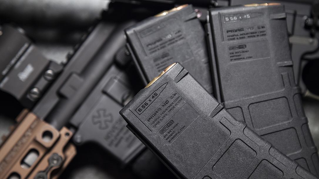 Magpul PMAGs, US Army Magpul PMAG GEN M3, Magpul Army Procurement, 5.56mm