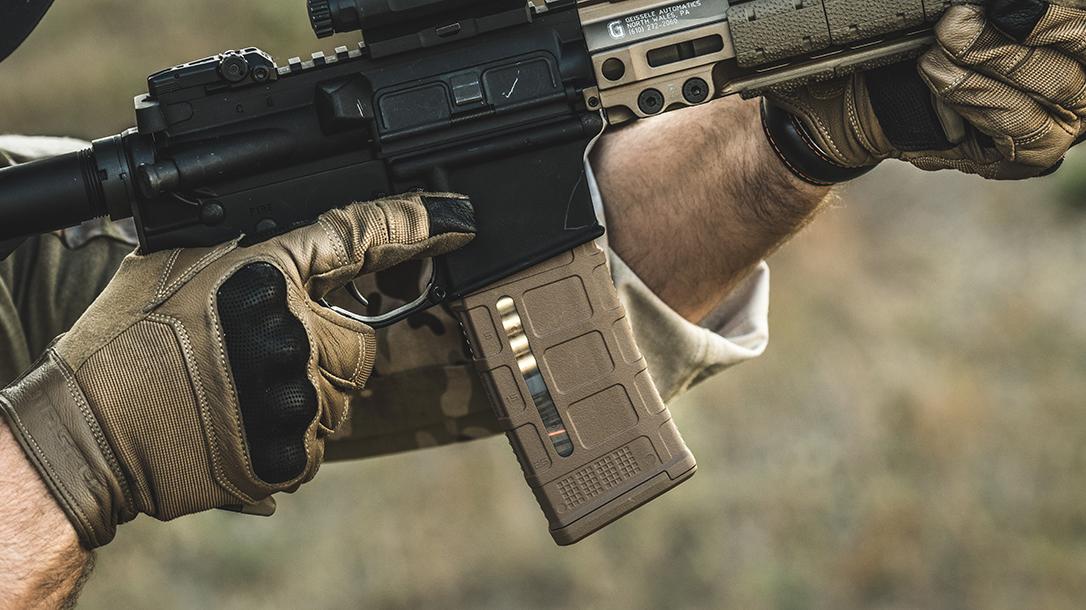 Magpul PMAG, US Army Magpul PMAG GEN M3, Magpul Army Procurement, field