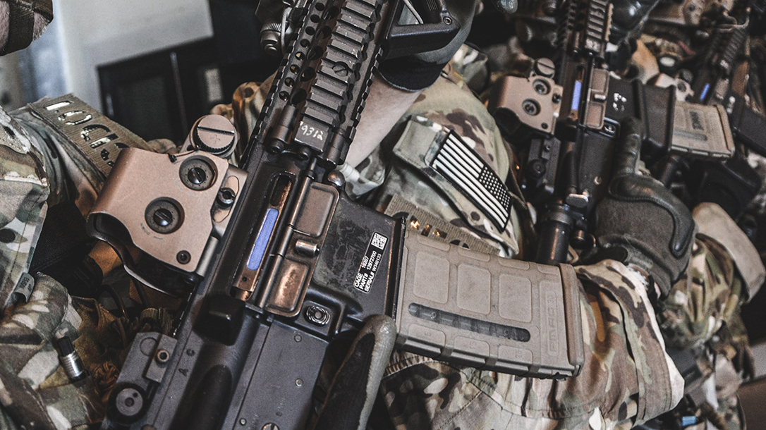 Magpul PMAGs, US Army Magpul PMAG GEN M3, Magpul Army Procurement, line