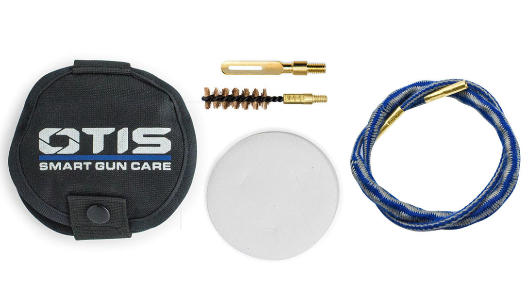 Otis Law Enforcement Cleaning Kits, 9mm Thin Blue Line Cleaning Kit