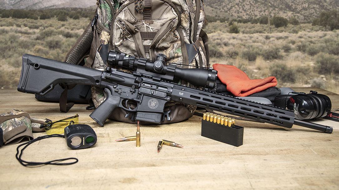 6.5mm Creedmoor, rifle ammunition, cartridge