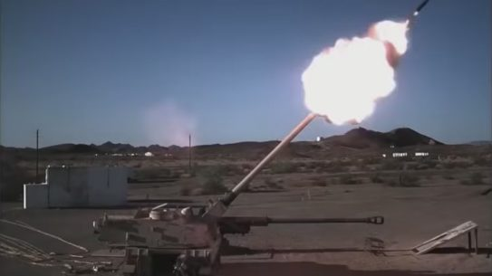 US Army Howitzer Barrel, M109A7 Paladin