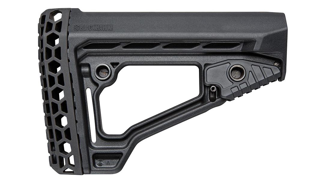 Aftermarket AR Stocks, Aftermarket AR Braces, BlackHawk Knoxx Axiom A-Frame Carbine Stock