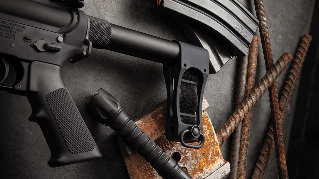 Aftermarket AR Stocks, Aftermarket AR Braces, DoubleStar Strongarm