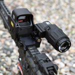Custom AR-15 Build, Tommy Gun, EOTech EXPS2