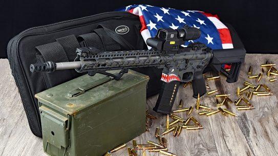 Custom AR-15 Build, Tommy Gun, parts