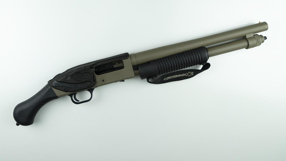 Crimson Trace LS-250 Mossberg Shockwave Laser Sight, firearm profile