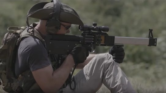 L5 Ribbon Gun, Forward Defense Munitions, FDM L5 Ribbon Gun