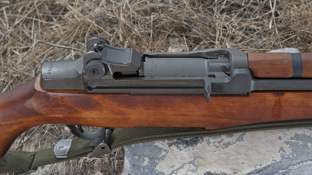 M1 Garand Rifle, Greatest Rifle, action