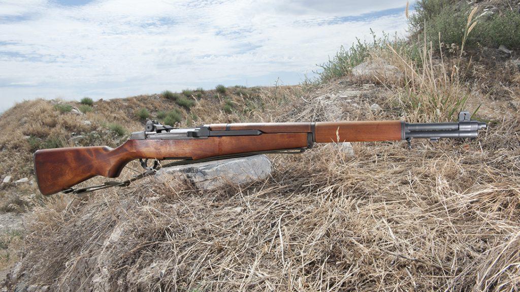 M1 Garand Rifle, Greatest Rifle, profile