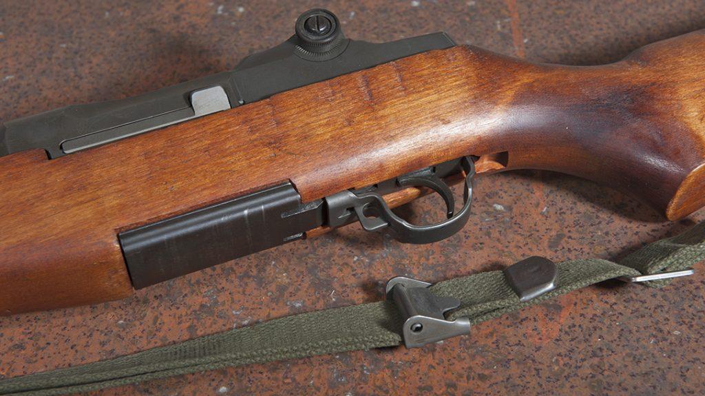 M1 Garand Rifle, Greatest Rifle, trigger