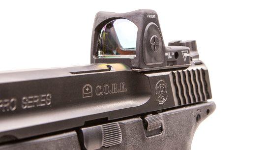 Trijicon RMR Type 2 review, reflex sight