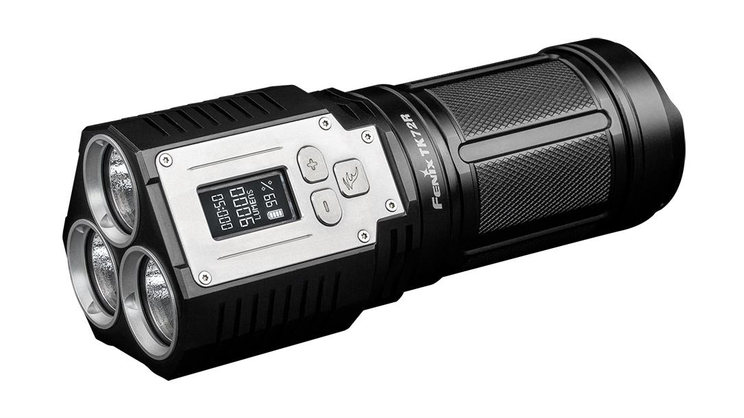 Police Gear, Fenixlight LTD TK72R Flashlight