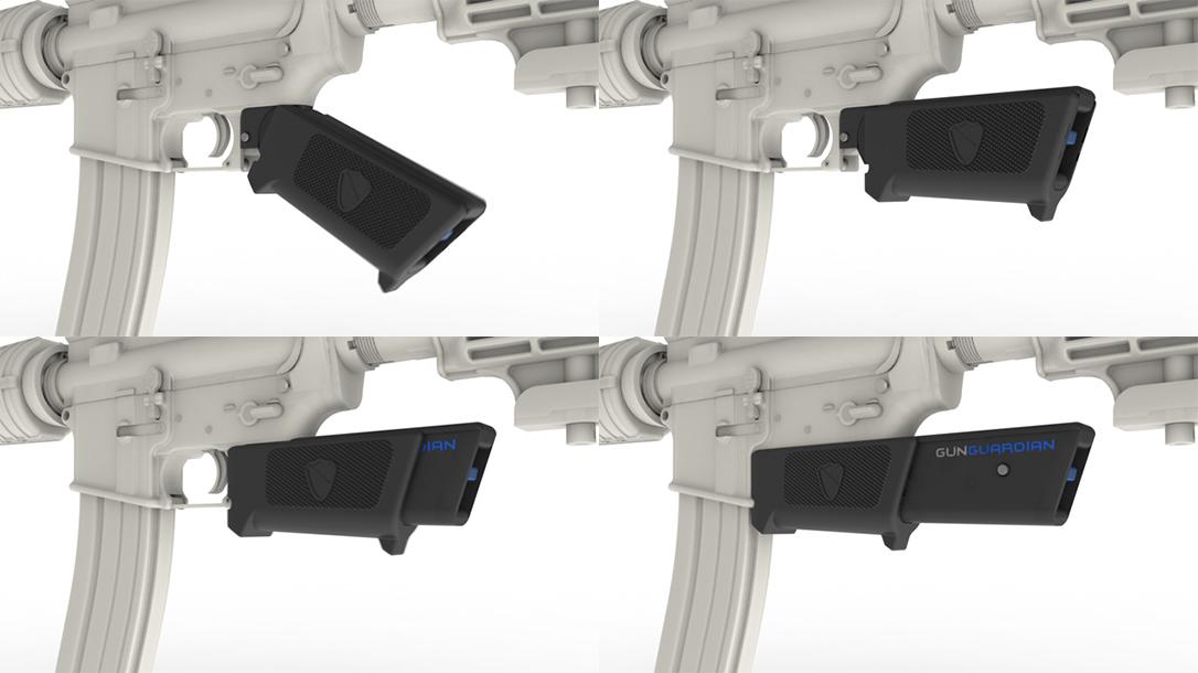 Police Gear, Gun Guardian Trigger Shield