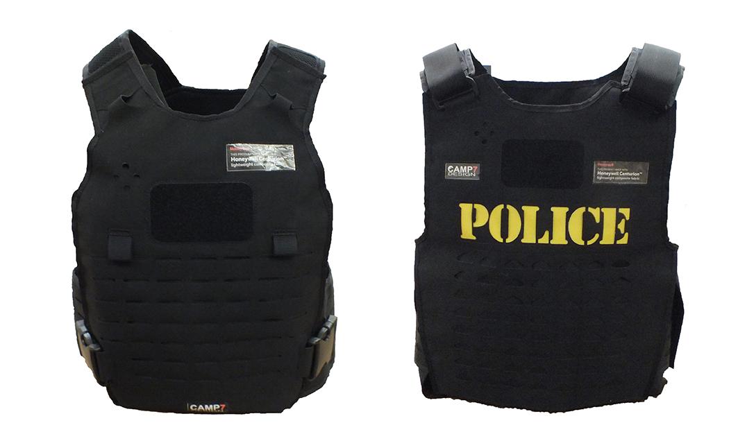 Police Gear, Honeywell Spectra Shield