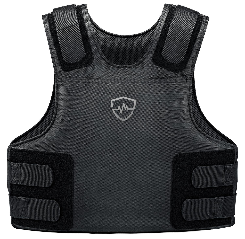 Police Gear, Safe Life Defense Concealable Enhanced Multi-Threat VestLevel iiia+