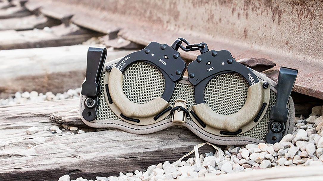 Police Gear, Stealth Gear USA IWB Handcuff Carrier