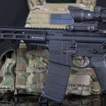 RISE Armament 300 LE Rifle review, Rendezvous, controls
