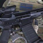 RISE Armament 300LE Rifle review, Rendezvous, side