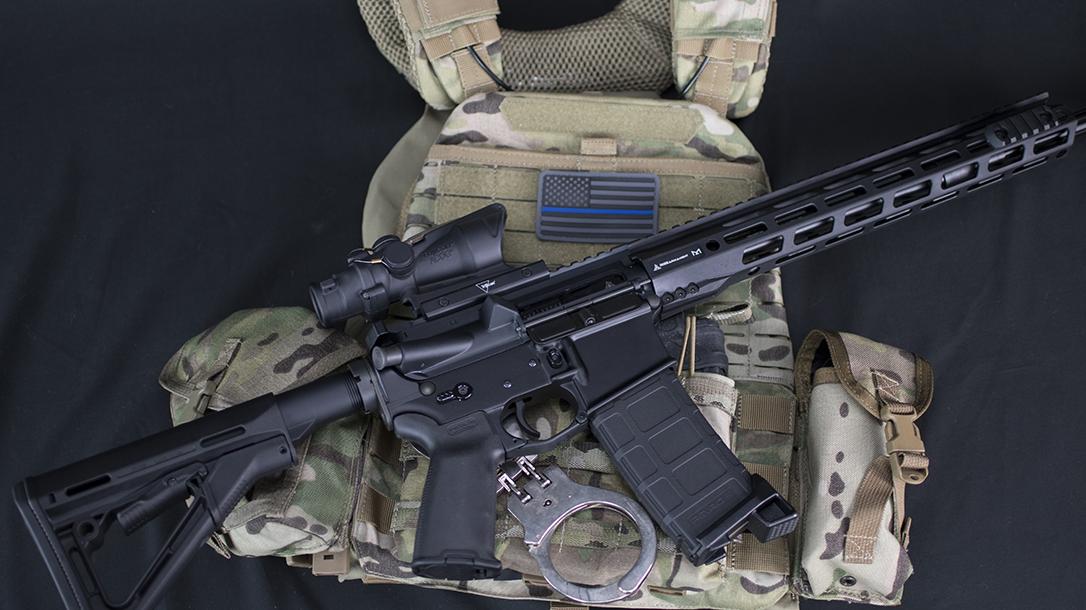 RISE Armament 300LE Rifle review, Rendezvous, law enforcement