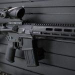RISE Armament 300LE Rifle review, Rendezvous, wall