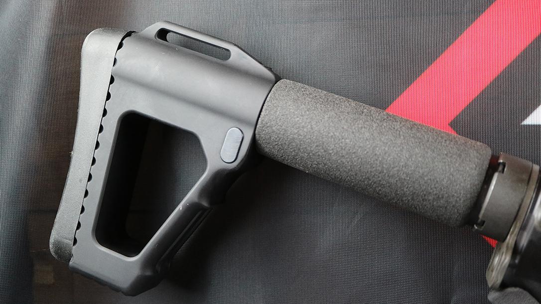 DoubleStar ZERO Carbine, rifle, stock