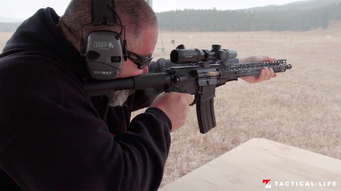 DoubleStar ZERO Carbine range test, Athlon Outdoors Rendezvous