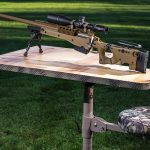 DOA Shooting Bench, shooting benches, rifle