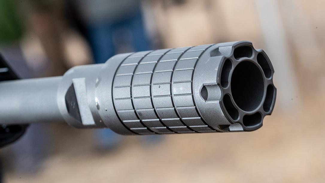 Luth-AR Rifle components, barrel