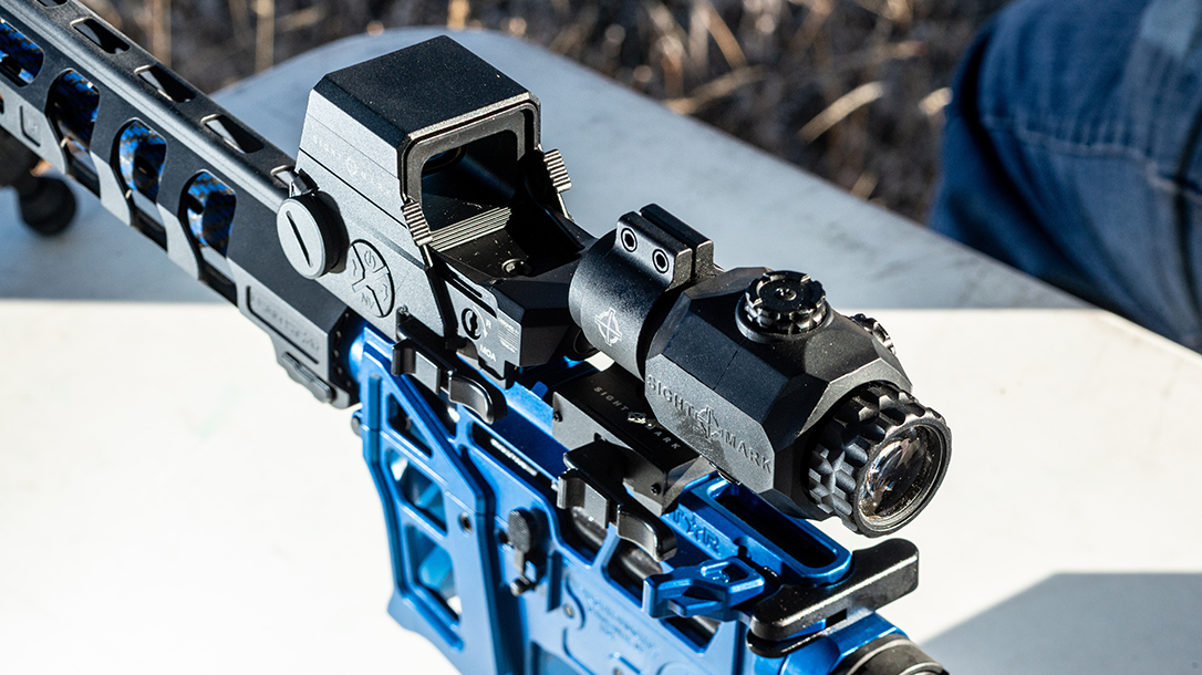 Sightmark Ultra Shot M-Spec, reflex sight, rifle, optic