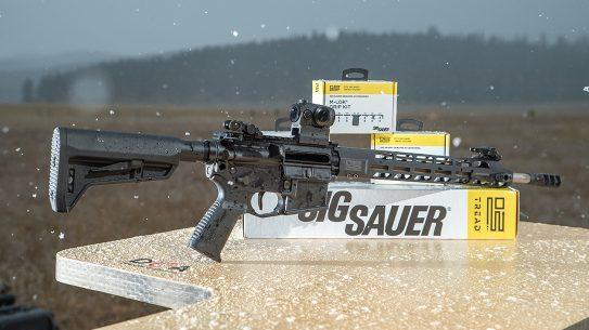 Sig Sauer M400 Tread rifle, SIG M400 Tread rifle, SIG M400 Tread Test