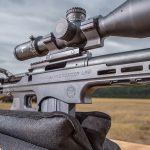 Performance Center T/C LRR precision rifle, 6.5 creedmoor rifle, logo