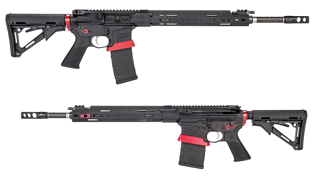 Savage MSR 15 Competition Rifle, Savage MSR 10 Competition HD Rifle