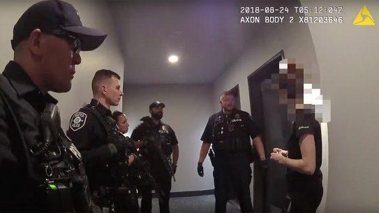 Seattle Swatting, Seattle Police Swatting, Seattle Police Department