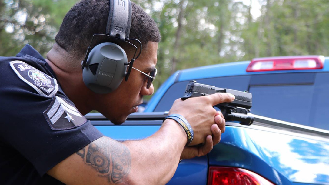 A Vermont city counselor proposes to disarm law enforcement
