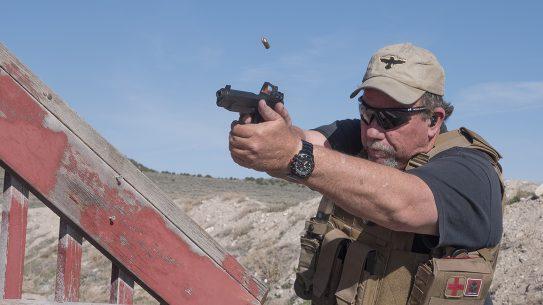 Springfield TRP 10mm 5-Inch Pistol, 1911, range