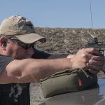 Springfield TRP 10mm 6-Inch Pistol, 1911, range