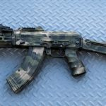 Krinkov SBR, Arsenal SLR-107UR, AK Build, left