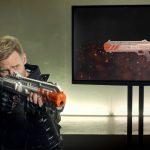 Skyrocket Recoil laser tag, rifle