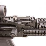 Meridian Defense Project Alpha AK-74 rifle review, Russian, optics